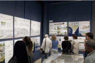 «Ανάπλαση του παραλιακού μετώπου της Πάτρας» στα Παλαιά Σφαγεία: Παράταση της έκθεσης για μία εβδομάδα