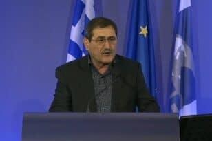 Κώστας Πελετίδης: Το απόγευμα η ομιλία του στο τακτικό Συνέδριο της ΚΕΔΕ,
