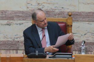 Κωνσταντίνος Τασούλας: Δεν κινδυνεύει να «πέσει» η Βουλή!