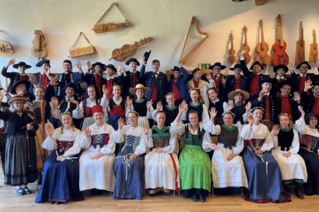 Μουσικο-χορευτικό συγκρότημα από τη Γερμανία έρχεται στην Πάτρα