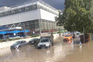 Πάτρα: Γιατί πλημμύρισαν τέσσερις δρόμοι; Ο αρμόδιος αντιδήμαρχος εξηγεί