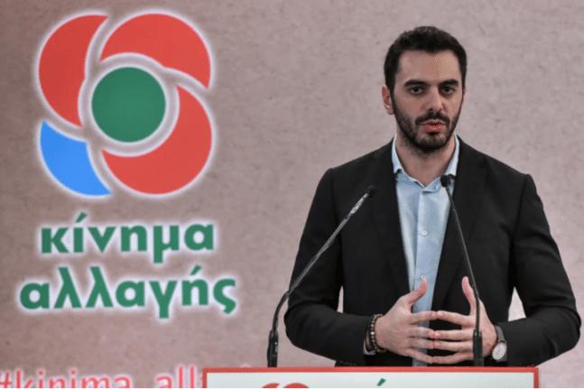 Εκπρόσωπος Τύπου ΚΙΝΑΛ: Ο Μανώλης Χριστοδουλάκης παίρνει το πόστο