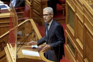 Αγγ. Τσιγκρής: Φέρνει στη Βουλή το πρόβλημα με το Δίκτυο Οπτικών Ινών της Πάτρας