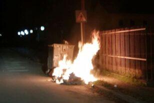 Αγρίνιο: Οι Ρομά τα 'σπασαν και μετά οδηγός έσπασε το ΙΧ του!