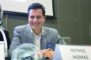 Επίσημα υποψήφιος δήμαρχος Πατρέων ο Πέτρος Ψωμάς: «Στόχος να πάμε στον τελικό και να κερδίσουμε»