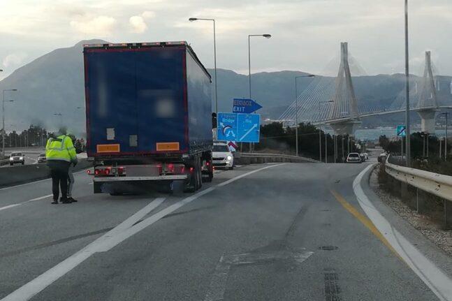 Γέφυρα Ρίου-Αντιρρίου: Ποια οχήματα και γιατί απαγορεύεται να περάσουν