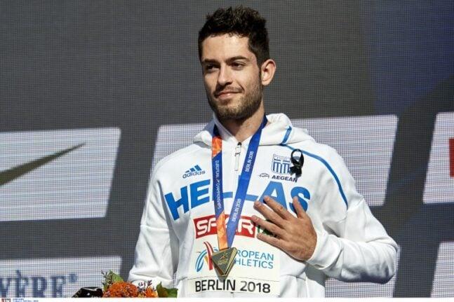 Υποψήφιος για καλύτερος αθλητής του κόσμου ο Τεντόγλου