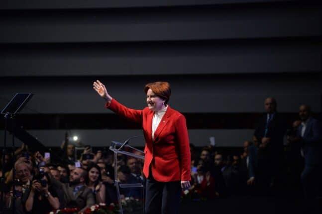 Μεράλ Ακσενέρ: «Ερντογάν, έχεις άνοια – Λύσε sudoku»