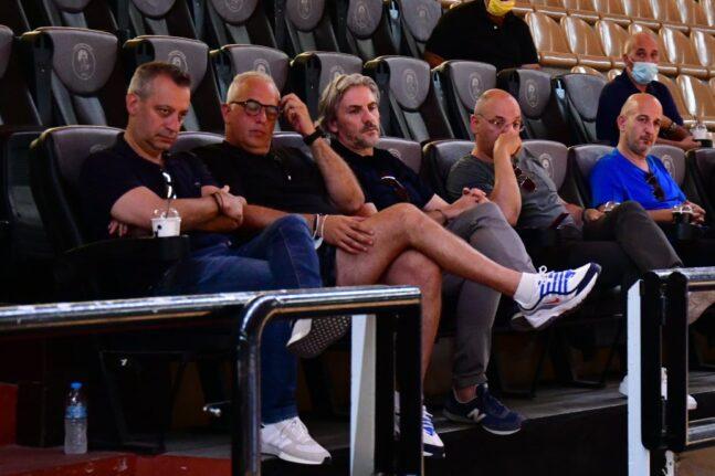 Γιώργος Ροκανάς: Αποχώρησε λόγω υποχρεώσεων, θα συνεχίσει να στηρίζει