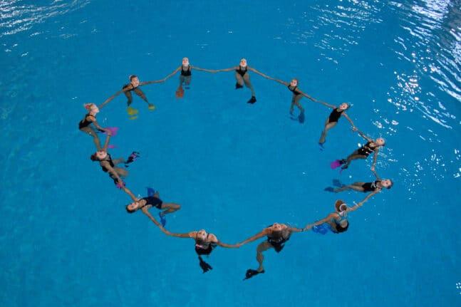 Καλλιτεχνική κολύμβηση: Το πρόγραμμα στο Πανελλήνιο της Πάτρας