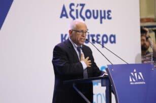 Μαζαράκης: «Οποιος νικήσει, να φροντίσει ώστε η ΝΟΔΕ να μην είναι παράρτημα κανενός βουλευτικού γραφείου» - Τί συμβουλεύει τον νέο πρόεδρο