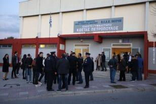 Κοινή ανακοίνωση για την Σάλα «Κώστας Πετρόπουλος»: «Το ΠΕΑΚ είναι δίπλα μας»