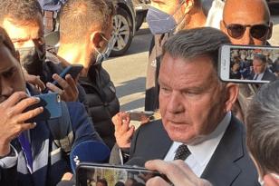 Πέραμα – Κούγιας: Οι 7 αστυνομικοί εκφράζουν τη λύπη τους για την απώλεια