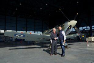 28η Οκτωβρίου: Ιστορική πτήση σήμερα πάνω από τη Θεσσαλονίκη - Τι λέει ο Βρετανός πιλότος Spitfire