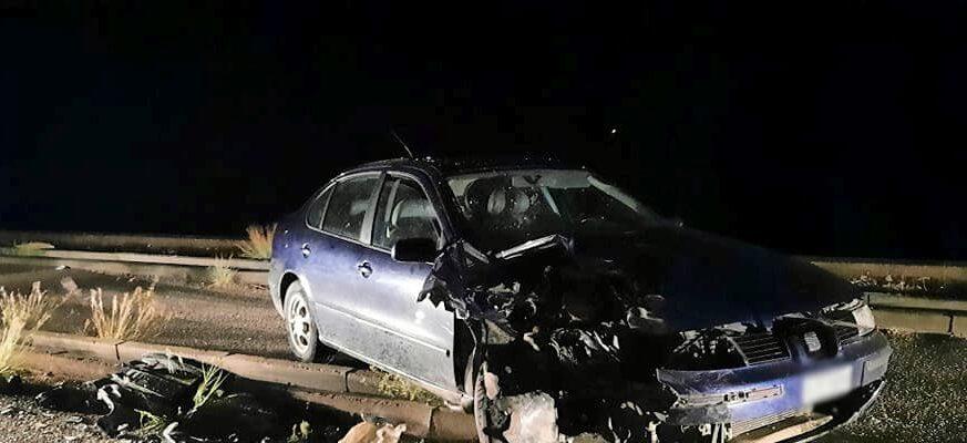 Σφοδρή σύγκρουση οχημάτων – Στο Ρίο διασωληνωμένος τραυματίας - ΦΩΤΟ - ΒΙΝΤΕΟ