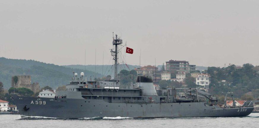 Προκαλούν ξανά και ξανά οι Τούρκοι: Παράνομη NAVTEX στην περιοχή έρευνας του Nautical Geo