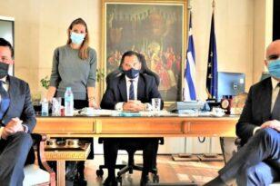 Γεωργιάδης: Συζήτησε τις επενδυτικές ευκαιρίες στην Ελλάδα με εκπροσώπους της Louis Vuitton