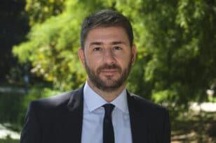 Ν. Ανδρουλάκης: Περαστικά στην Φώφη Γεννηματά - Αναστέλλει την προεκλογική του δραστηριότητα