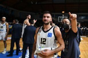 Basket League: Ο Δίπλαρος αναδείχθηκε MVP της 3ης αγωνιστικής