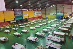 Συναγερμός στο Αρκαλοχώρι: Κρούσματα γαστρεντερίτιδας στο κλειστό του μπάσκετ