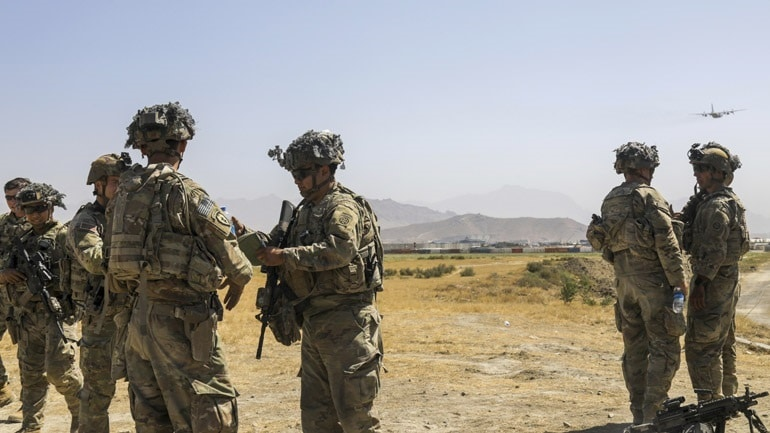 Wall Street Journal: Αμερικανοί στρατιωτικοί εκπαιδεύουν κρυφά τον στρατό της Ταϊβάν