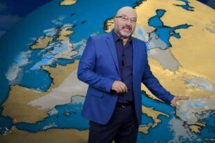 Αρναούτογλου: Φεύγει ο Μπάλλος το Σάββατο - «Ανοιξε-κλείσε» ηλιοφάνειας και καταιγίδων το Σαββατοκύριακο