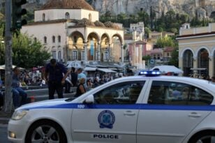 Επιασαν τζιχαντιστή του ISIS στο κέντρο της Αθήνας