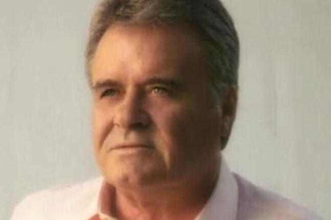 Αχαϊα: Έφυγε από τη ζωή ο πρώην δήμαρχος Τριταίας Απόστολος Βγενόπουλος