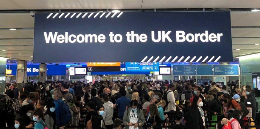 Ξεχάστε όσα ξέρατε για τα ταξίδια στη Βρετανία-Τώρα μόνο με διαβατήριο