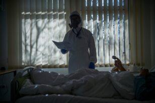 Κορονοϊός: Η σκληρία των αρτηριών προβλέπει τη θνητότητα σε νοσηλευόμενους