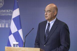 Δένδιας: Δέσμευση των ΗΠΑ υπέρ της σταθερότητας και ευημερίας της Ελλάδας