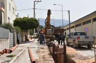ΔΕΥΑΠ: Ξεκινά η κατασκευή κεντρικού συλλεκτήρα λυμάτων στην Ακτή Δυμαίων