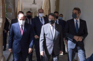 Ελλάδα - Κύπρος - Αίγυπτος: Υπογράφεται αύριο κοινή διακήρυξη για θέματα ενέργειας και περιβάλλοντος