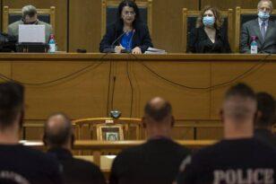 Χρυσή Αυγή: Ένας χρόνος από την απόφαση καταδίκης ως εγκληματική οργάνωση
