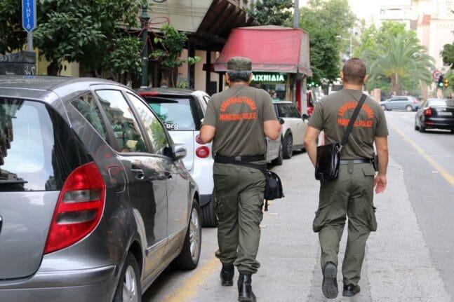 Δημοτικοί αστυνομικοί συνέλαβαν ληστή