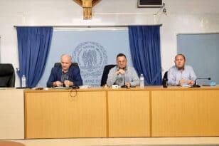 Μεσολόγγι: ΧΥΤΑ και διαχείριση των απορριμμάτων στο Δημοτικό Συμβούλιο