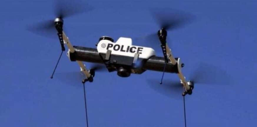 Πάτρα: Ψηφιακή εποχή στην ΕΛΑΣ με ένστολους χειριστές χωρίς drones