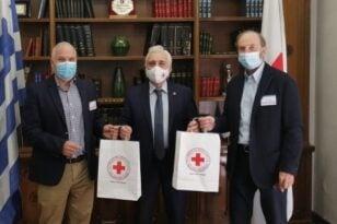 Δωρεά 20.000 ευρώ στον Ελληνικό Ερυθρό Σταυρό για την ανακούφιση των πυρόπληκτων από την ΕΜΑ ΑΕ