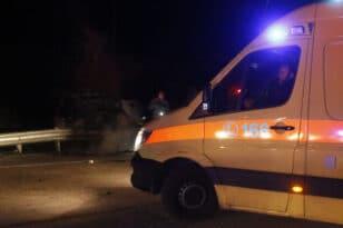 Σοκαριστικό τροχαίο στο Βόλο: Πρώην ποδοσφαιριστής ο 42χρονος που απανθρακώθηκε