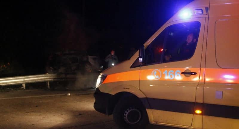 Πατρών - Πύργου: Νεκρή μητέρα 5χρονου σε τροχαίο στην Βάρδα - Στο Καραμανδάνειο το παιδί -ΒΙΝΤΕΟ