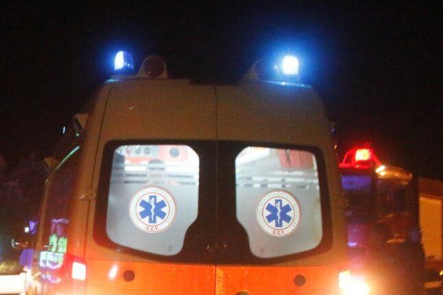 Θεσσαλονίκη: Νεκρός άνδρας στη Θέρμη – Παρασύρθηκε από αυτοκίνητο