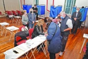 Εκλογές ΝΔ, Αχαΐα: Γεωγραφική κατανομή - Ποιοι ψηφίστηκαν πού