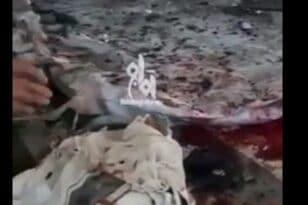 Τουλάχιστον 100 νεκροί σε έκρηξη τζαμιού στο Αφγανιστάν!