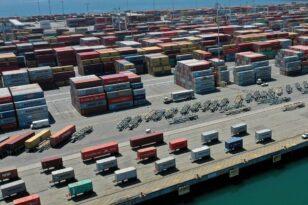 Αυξήθηκε κατά 34,6% η αξία των ελληνικών εξαγωγών τον Αύγουστο