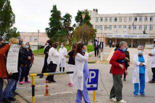 Αίγιο: «Μαχαιρώματα» συνδικαλιστών στο Νοσοκομείο - Το μήνυμα των νικητών στις εκλογές