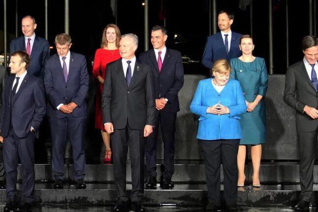 ΕΕ: Επιστολή προς τους 27 ηγέτες για τη Σύνοδο Κορυφής στις 21-22 Οκτωβρίου