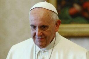 Την Μυτιλήνη θα επισκεφθεί ο Πάπας Φραγκίσκος