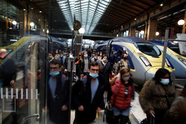 Παρίσι: Εκκενώνεται ο σταθμός Gare du Nord μετά από απειλή για βόμβα