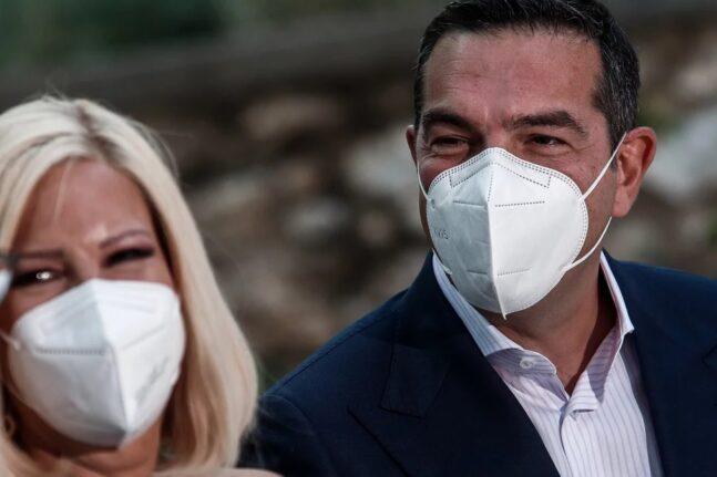 Ο Τσίπρας επικοινώνησε με τη Γεννηματά: Είναι βέβαιο ότι και αυτή τη μάχη θα την κερδίσει