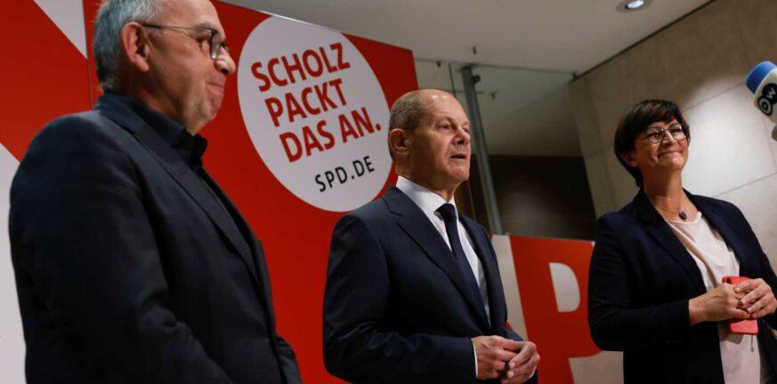 Πως βλέπουν οι Γερμανοί το εκλογικό αποτέλεσμα; - Η πρώτη δημοσκόπηση